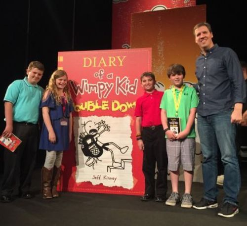 Fotos de Diary of a Wimpy Kid