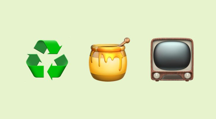 Recycling one glass jar saves enough energy to watch television for 3 hours.