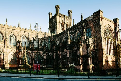 Fotos de Chester Cathedral